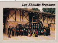 SAINT-ETIENNE-DU-BOIS les ébaudis bressans groupe folklorique écrite