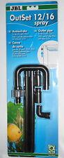 Jbl principio Spray 12/16 Cp E401 -700 / 1-900/1 y todos los otros filtros Manguera 12/16