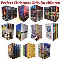 Jeff Lindsay, Skulduggery Pleasant, Alex Rider, Dark Tower collection books set