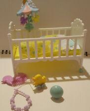 My little poney G1 - Sweet Dreams Crib - Playset Complet Hasbro vintage