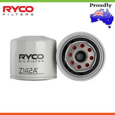 New * RYCO * Oil Filter For FORD COURIER PC 2.6L 4CYL Petrol 4G54