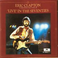 ERIC CLAPTON timepieces vol II - live in the seventies (CD album, compilation)