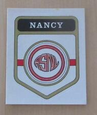 FOOTBALL 1978  NANCY  ECUSSON  VIGNETTE  NEUVE