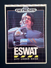 Vintage Toys 'R' Us VIDPRO CARD for ESWAT: CITY UNDER SIEGE for GENESIS by SEGA