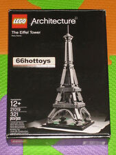 LEGO Architecture 21019 The Eiffel Towe 2014 New