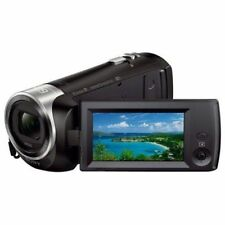 Sony HDRCX440/BSAM 1080p HD Flash Memory Camcorder Black