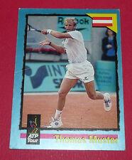ATP TOUR CARD TENNIS 1995 THOMAS MUSTER AUTRICHE ÖSTERREICH PANINI CARDS