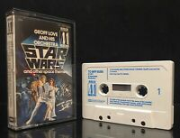 Geoff Love Star Wars & Other Themes RARE Cassette 1978 Soundtrack 70s Electronic