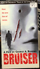 Bruiser (VHS) 2001 George Romero horror stars Jason Flemyng, Peter Stormare