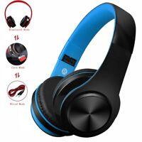 bluetooth 4.0 Headset Foldable Earphones Super Bass Stereo Over Ear Headphone y1