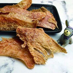High Quality Homemade 100% Natural Healthy Chicken Jerky Dog&Cat Treats