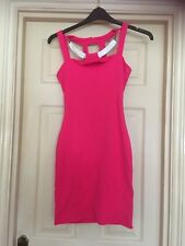 Jane Norman Pink Dress Size 8 With Tags