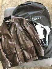 Belstaff Tour Master - Lederjacke . Gr.: 52 , Dark - Brown . N.P.: 1.249 Euro .