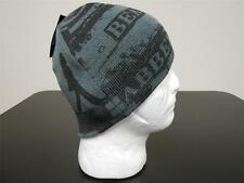 NEW W/Tags Adult OSFA The Beatles ABBEY ROAD Gray/Black Knit Beanie