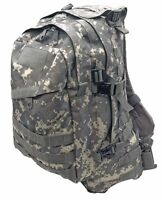 3D TACTICAL BACKPACK - ACU DIGITAL CAMO HIGH QUALITY 600 DENIER FABRIC
