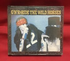 Guns N' Roses ‎– Ride The Wild Horses - 3 Cd 1992 - Live in Tokyo - Unofficial