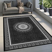 Modern Designer Rugs For Living Room 120 x 170 cm  Bedroom Floor Large Carpet UK