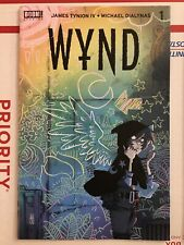 WYND #1 2nd Printing Variant Low Print