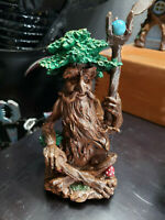 Tree statue for garden - Enchanted Grandpa Miniature Tree For Fairy Garden