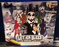 DJ Clay - Let 'Em Bleed vol. 3 CD insane clown posse twiztid tech n9ne abk icp
