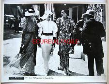 PHOTO MODE AUX COURSES à CHANTILLY ROBES et CHAPEAUX PARIS SOIR 1936 c4
