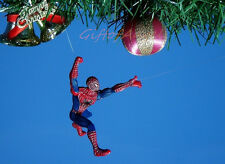 Decoration Ornament Home Party Christmas Tree Decor Marvel Spiderman Figure *S11