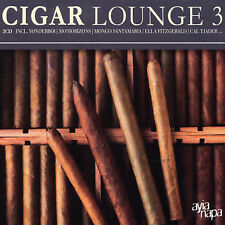 NEW Cigar Lounge Vol. 3 (Audio CD)