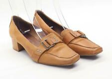 Jones Womens EU Size 40 Brown Leather Shoes