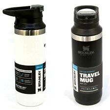 NEW Stanley Adventure Switchback Travel Easy Clean Stainless Steel Mug