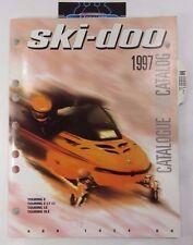 1997 SKI-DOO TOURING E, E LT, LE, SLE FACTORY PARTS MANUAL BOOK  P/N 480 1424 00
