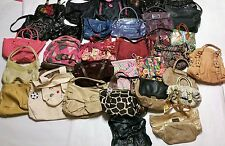 34 Designer Handbags Purses Michael Kors Marc Jacobs Fossil Juicy Couture