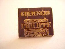 PINS RARE VINTAGE ENTREPRISE CHEMINEES PHILIPPE wxc 32