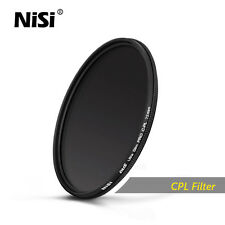 Nisi Ultra-thin Professional CPL Round PL Filter Polarizer