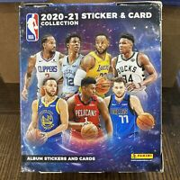 2020-21 Panini NBA Stickers Foil and Regular YOU PICK FREE SHIP CAN + USA