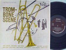 Trombone Scene SPA Reissue ST LP NM RCA Jimmy Knepper Sonny Russo Jazz Swing