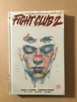 Fight Club 2 Chuck Palahniuk Hardcover Graphic Novel Dark Horse 2016 SEALED