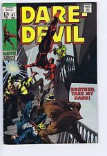 Daredevil #47 Marvel 1968