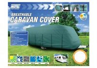 Maypole Caravan cover 21-23ft (6.20 to 6.80mtrs) Green
