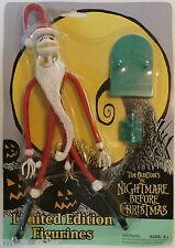 The Nightmare Before Christmas Santa Jack Figure Retro Card (Neca) New on Card