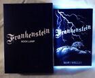 Loot FRIGHT FRANKENSTEIN USB Book Light New in box