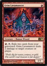 1x Grim Lavamancer Light Play, English Magic 2012 MTG Magic