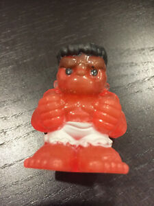 Rare Translucent Red Hulk Ooshie