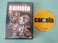 CAMELA 10 AÑOS CON CAMELA VIDEO CLIPS KARAOKE EXTRAS COMO SE HIZO DVD
