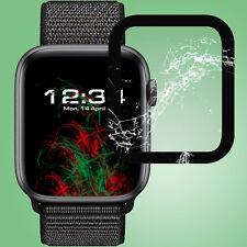 Adesivo Vetro 3D Fullscreen Klar- Apple Watch 42mm Nero Protettivo 9H Vera