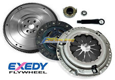 FX HEAVY-DUTY CLUTCH KIT+EXEDY FLYWHEEL 93-97 DEL SOL D15 D16 92-00 HONDA CIVIC