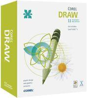 Corel Graphics Suite 11 cd