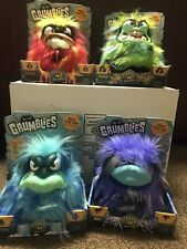 Skyrocket Grumblies Interactive Toy Monsters Lot of 4 New in box