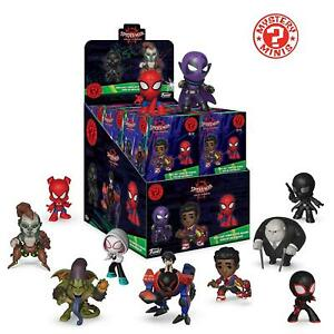 Marvel: Animated Spider-Man Case of 12 Mystery Minis by Funko