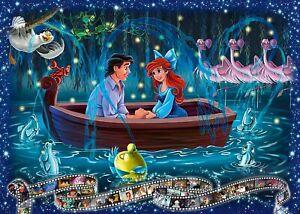 Ravensburger - Disney Collector's Edition Little Mermaid - 1000 Piece Jigsaw ...