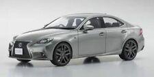 1/18 Lexus IS F Sport,  Grey Kyosho. Samurai Series(DC18)